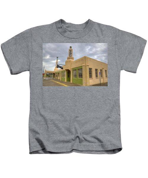 Route 66 Conoco II Kids T-Shirt