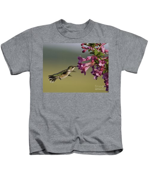 Ruby In Pink Kids T-Shirt