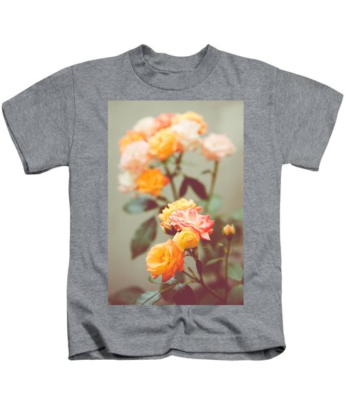 Rumba Rose Kids T-Shirt