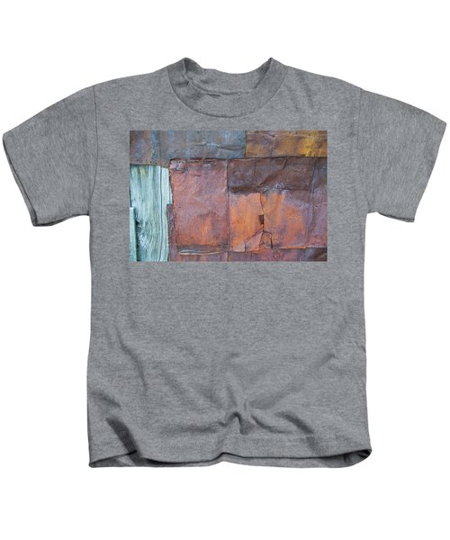 Rust Squared Kids T-Shirt