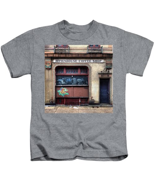 Rusty Rittenhouse Kids T-Shirt