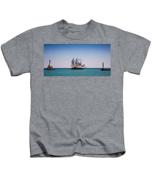 s/v Peacemaker Opening Kids T-Shirt