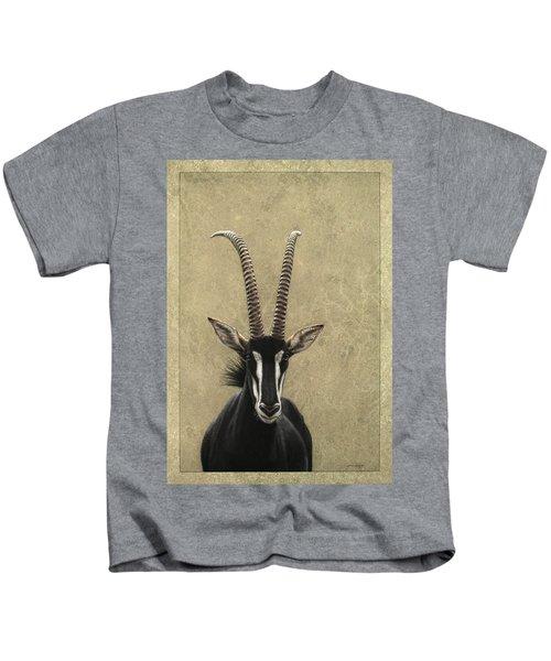 Sable Kids T-Shirt