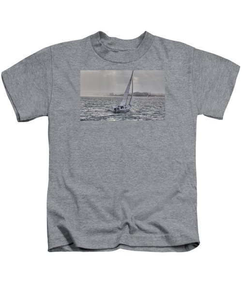 Sailing Bliss  Kids T-Shirt