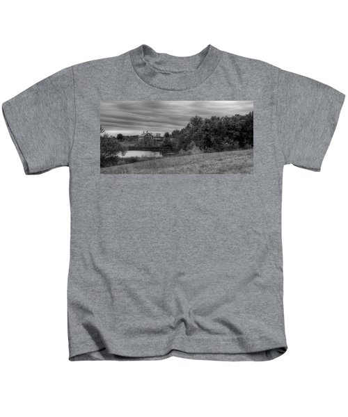 Salomon Farm In The Fall Kids T-Shirt
