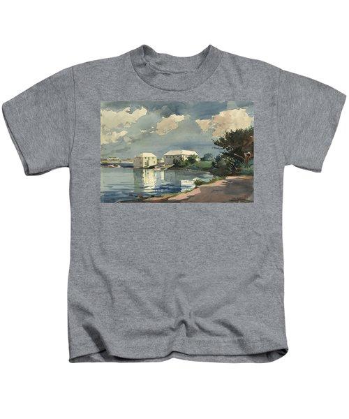 Salt Kettle Bermuda Kids T-Shirt