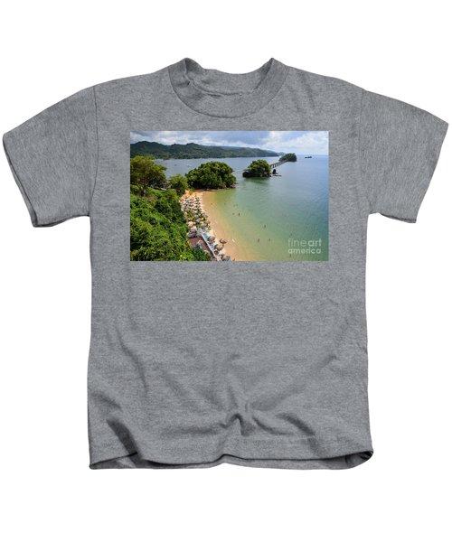 Samana In Dominican Republic Kids T-Shirt