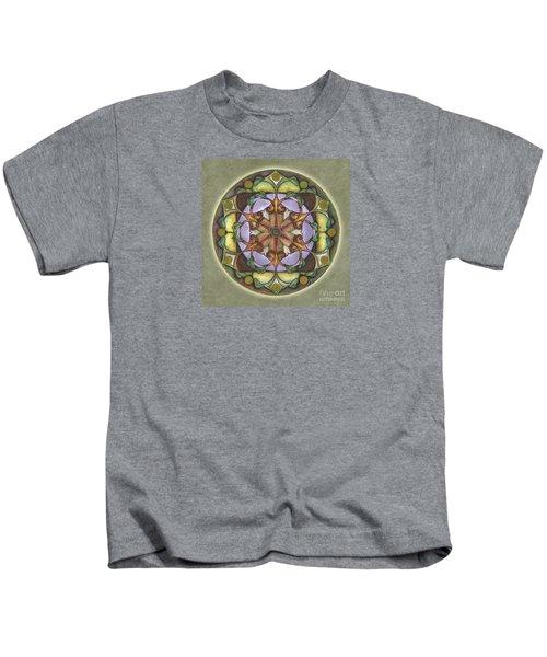 Sanctuary Mandala Kids T-Shirt