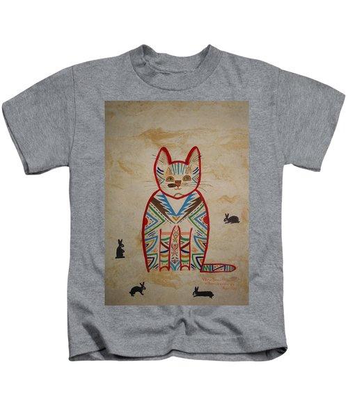 Sarah's Cat Kids T-Shirt