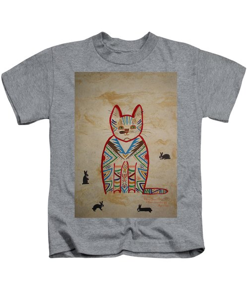 Sarah's Cat Kids T-Shirt