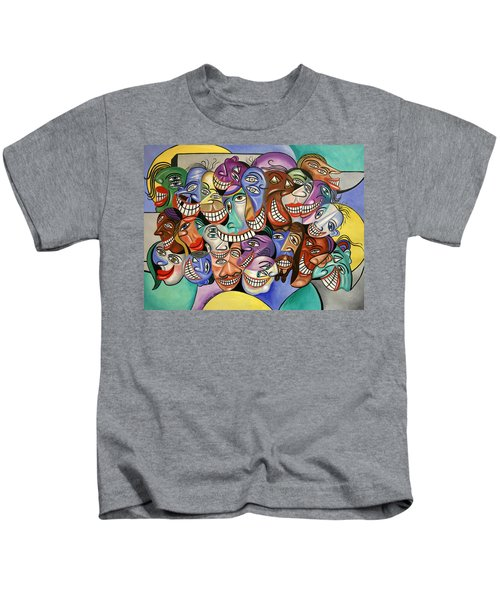 Say Cheese Kids T-Shirt