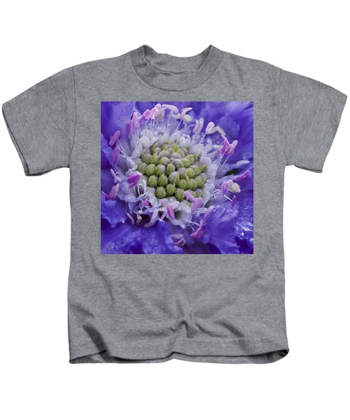 Scabiosa Kids T-Shirt