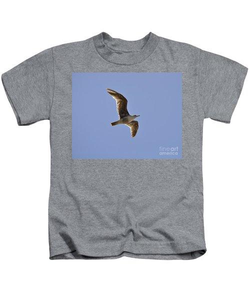 Seagull N Light  Kids T-Shirt