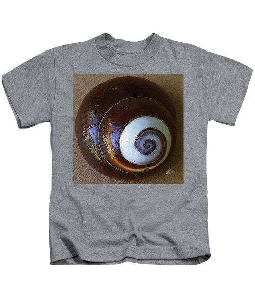 Seashells Spectacular No 26 Kids T-Shirt