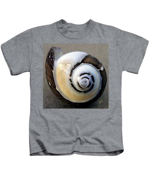 Seashells Spectacular No 3 Kids T-Shirt
