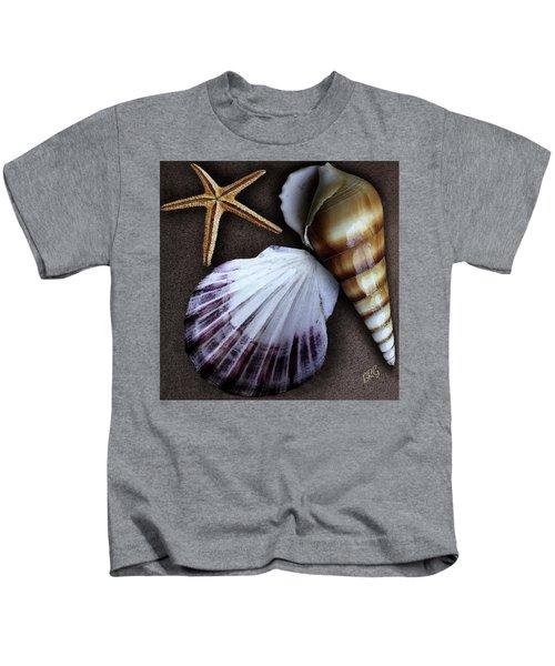 Seashells Spectacular No 37 Kids T-Shirt