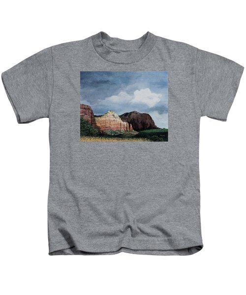 Sedona Storm Kids T-Shirt
