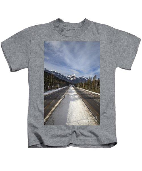 Separate Ways Kids T-Shirt
