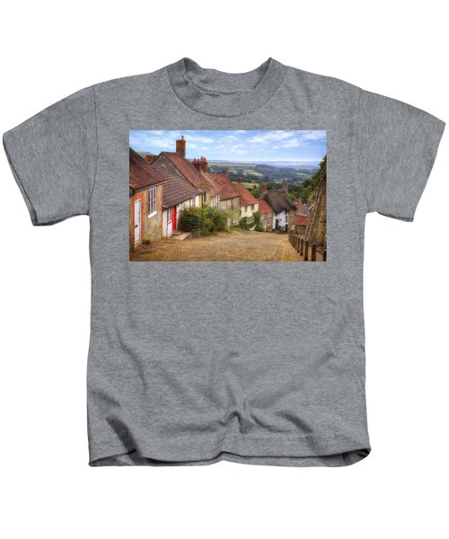Shaftesbury - England Kids T-Shirt