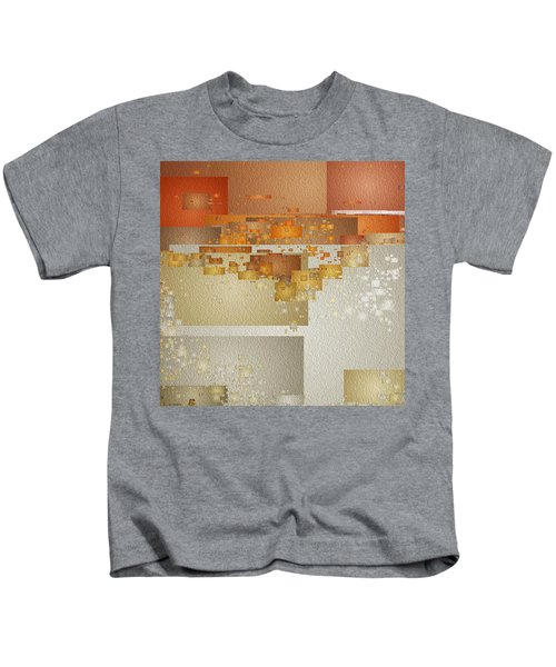 Shaken At Sunset Kids T-Shirt