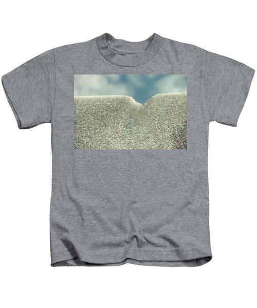 Shattered Summer Day Kids T-Shirt