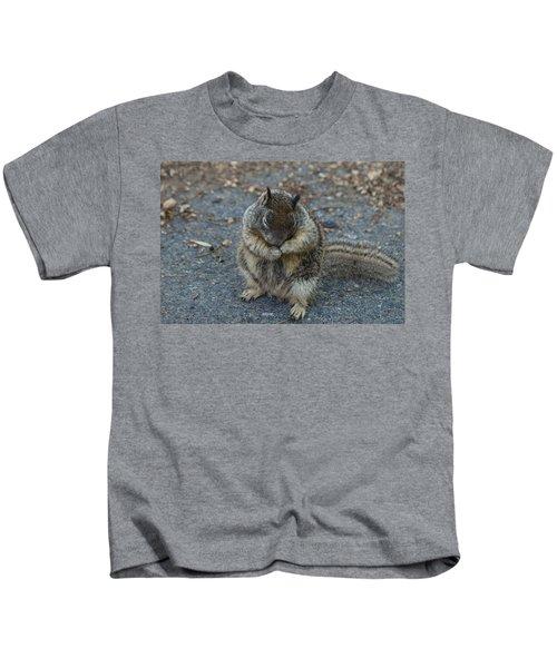 Shy Guy  Kids T-Shirt