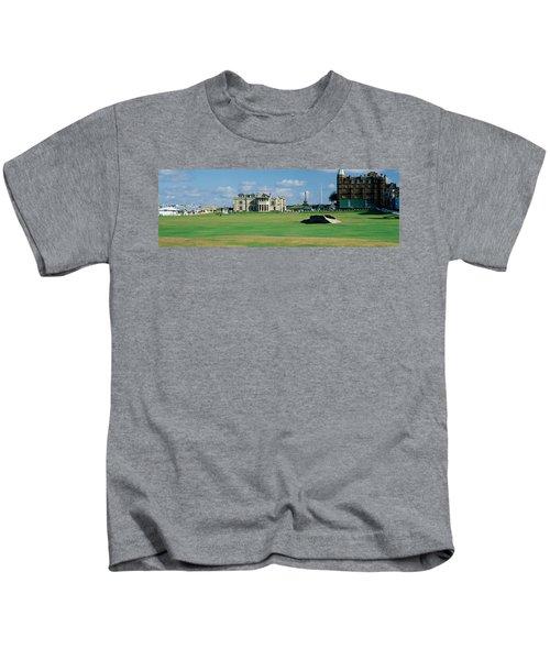 Silican Bridge Royal Golf Club St Kids T-Shirt