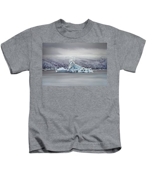 Slice Of Ice Kids T-Shirt