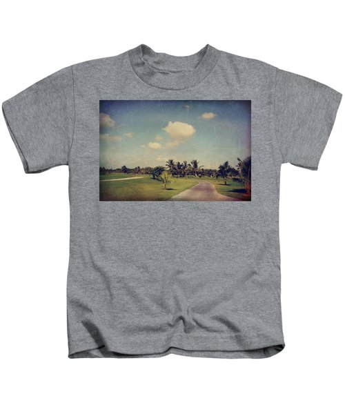 Slow And Steady Kids T-Shirt