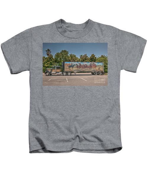 Smokey And The Bandit Kids T-Shirt