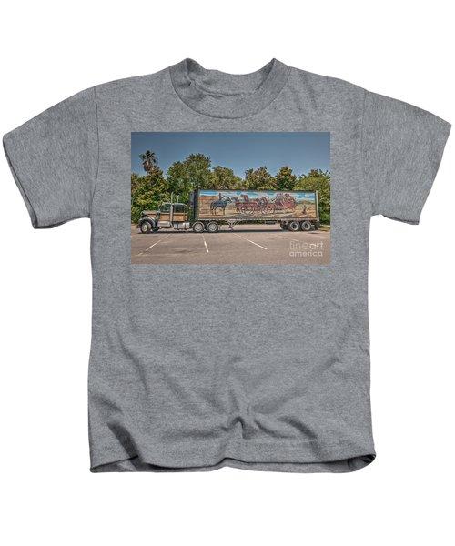 Smokey And The Bandit Kids T-Shirt