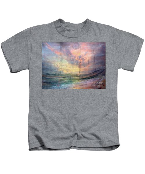 Smooth Sailing Kids T-Shirt