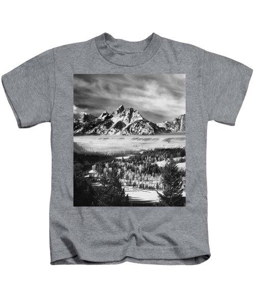 Snake River Overlook Kids T-Shirt