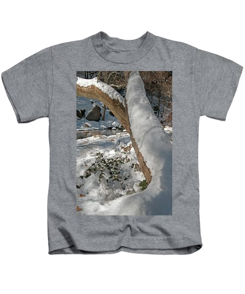 Snow Capped Kids T-Shirt