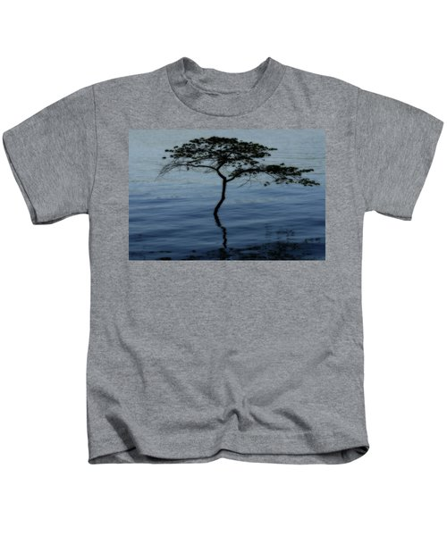 Solitaire Tree Kids T-Shirt