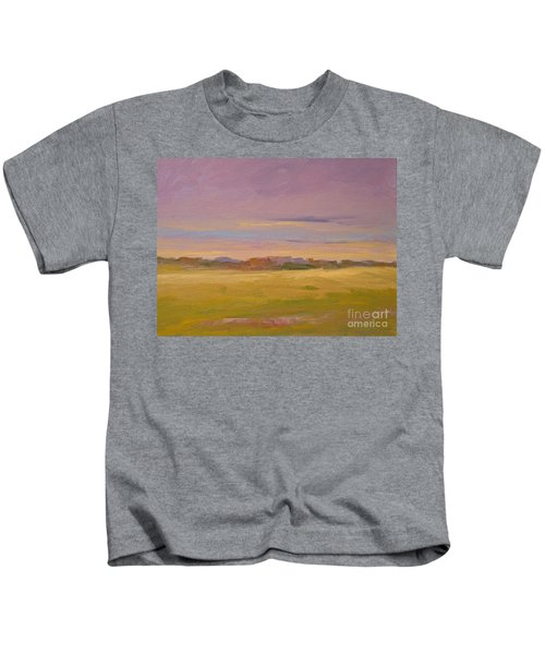 Spring Morning In Carolina Kids T-Shirt