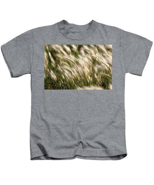 Squirrel Grass Kids T-Shirt
