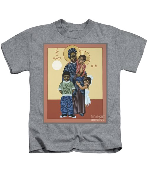 St. Josephine Bakhita Universal Sister 095 Kids T-Shirt