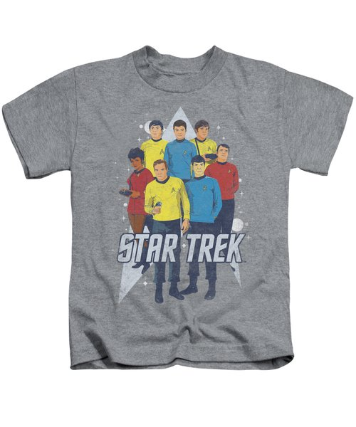 Star Trek - Here Here Kids T-Shirt
