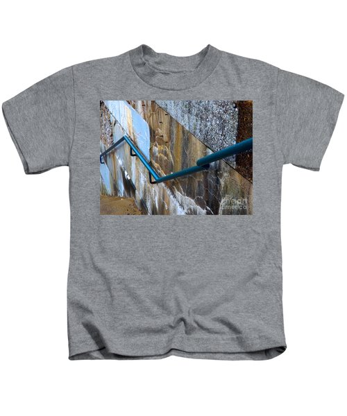 Stepping Outside The Lines Kids T-Shirt