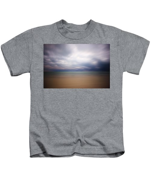 Stormy Calm Kids T-Shirt