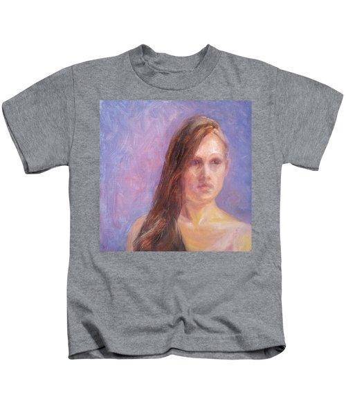 Strength And Beauty - Mariah Kids T-Shirt