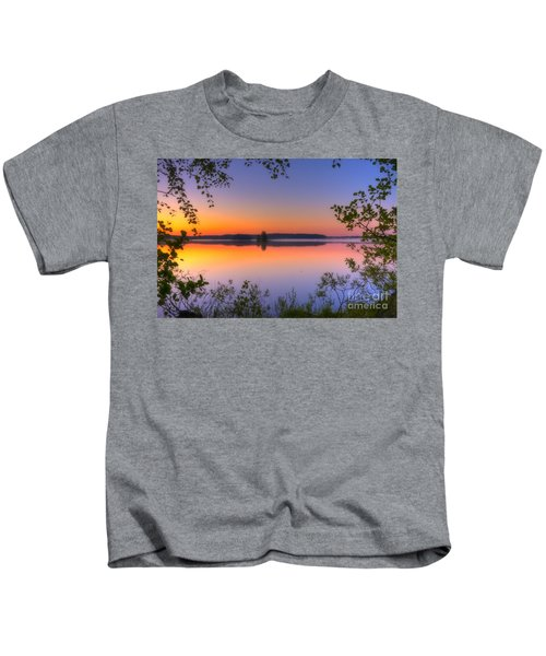 Summer Morning At 02.05 Kids T-Shirt