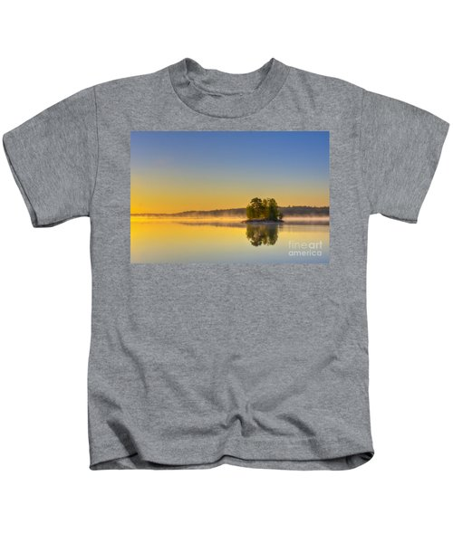 Summer Morning At 5.05  Kids T-Shirt