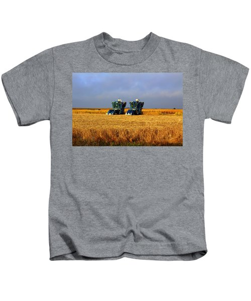 Sunday Morning Kids T-Shirt