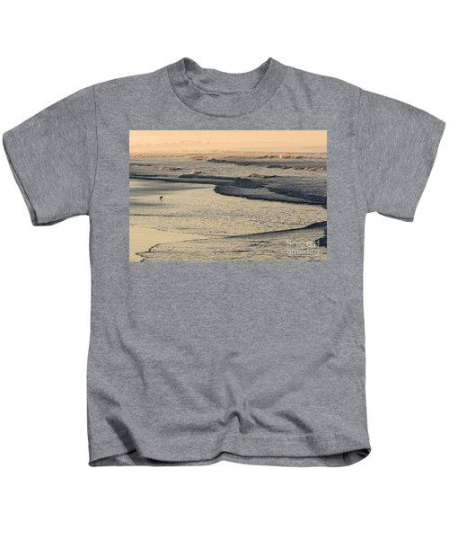 Sunrise On The Ocean Kids T-Shirt