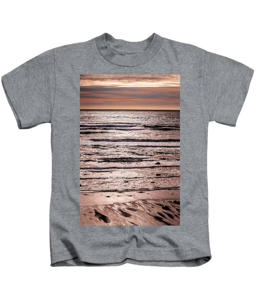 Sunset Ocean Kids T-Shirt
