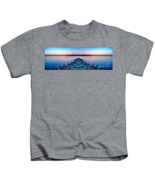 Sunset Way Kids T-Shirt