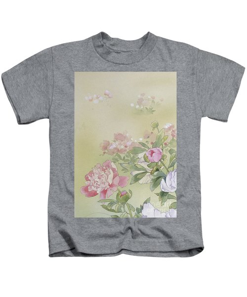 Syakuyaku Crop I Kids T-Shirt