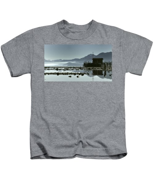 Tahoe Blue Kids T-Shirt